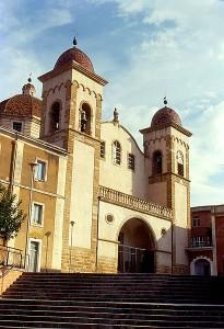 Ales - la cattedrale