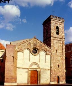 Iglesias. La cattedrale