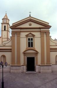 cattedrale Lanusei