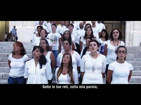 Getta le tue reti - Inno Ufficiale dell'Incontro dei giovani sardi con Papa Francesco
