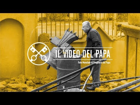 """""""IL VIDEO DEL PAPA"""": Marzo 2019  Riconoscimento dei diritti delle comunità cristiane"""