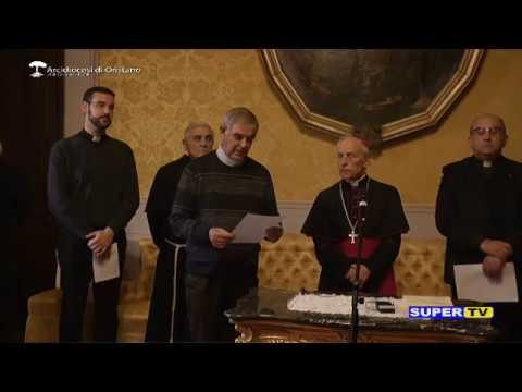 Arcidiocesi di Oristano - Annuncio dell'elezione dell'Arcivescovo S.E. Mons. Roberto Carboni