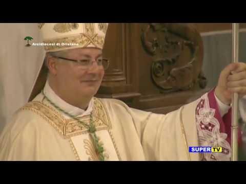 Ingresso dell'Arcivescovo Mons. Roberto Carboni nell'Arcidiocesi di Oristano